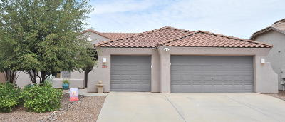 Tucson Single Family Home For Sale: 9441 N Weather Hill Drive