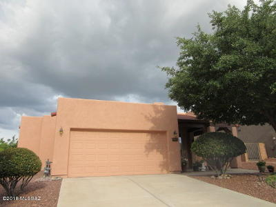 Rio Rico Single Family Home For Sale: 308 Circulo Bellagio