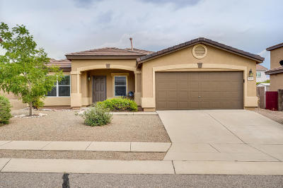 Vail AZ Single Family Home Active Contingent: $225,000