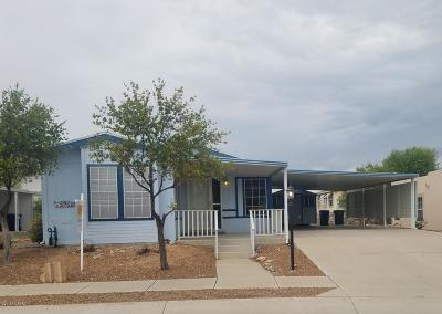 Pima County, Pinal County Manufactured Home For Sale: 3752 S John Hay Avenue