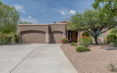 Valle Single Family Home For Sale: 14317 E Yellow Sage Lane