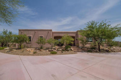 Pima County, Pinal County Single Family Home Active Contingent: 6838 N Pomelo Drive