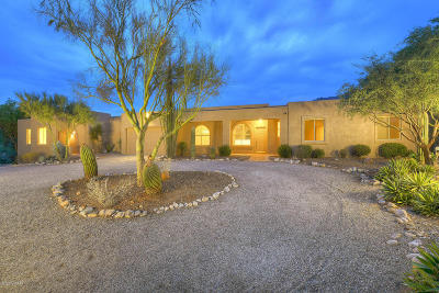 Tucson AZ Single Family Home For Sale: $550,000