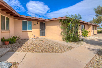 Pima County Townhouse For Sale: 1525 W Roger Road