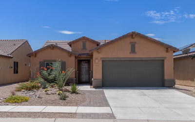 Vail AZ Single Family Home For Sale: $289,000