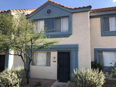 Pima County, Pinal County Townhouse Active Contingent: 2608 W Ironcrest Drive