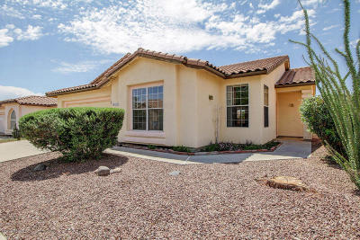 Pima County Single Family Home For Sale: 9951 N High Meadow Trail