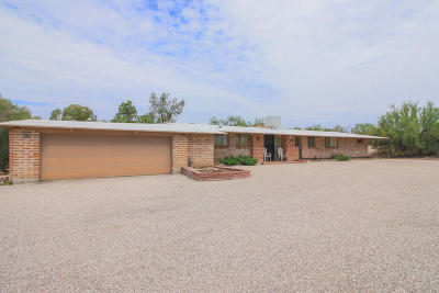 Pima County Single Family Home For Sale: 902 N Barbara Worth Drive