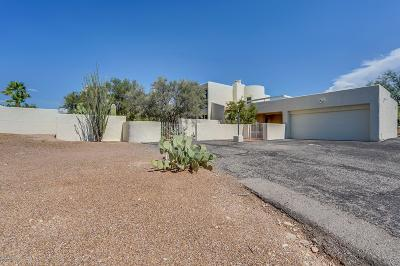 Tucson Single Family Home For Sale: 9485 E Placita Oaxaca