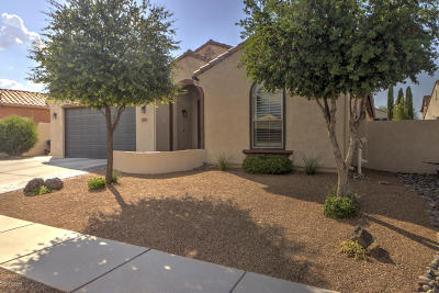 Pima County Single Family Home For Sale: 708 W Camino Tunera