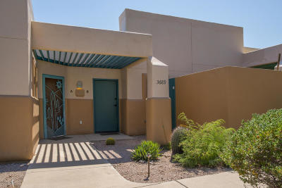 Tucson Townhouse For Sale: 3689 W Placita Del Correcaminos