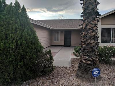 Pima County, Pinal County Single Family Home For Sale: 10201 E Emily Drive