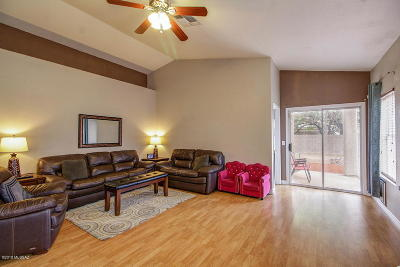 Tucson Single Family Home For Sale: 9284 N Hidden Creek Drive