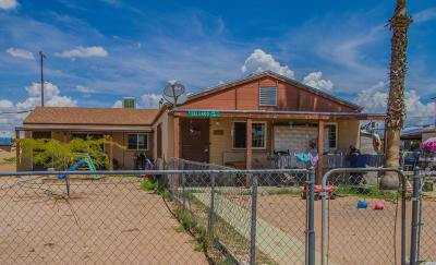 Pima County Single Family Home For Sale: 2231-2233 E Monterey Vista
