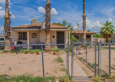 Pima County Single Family Home For Sale: 2241-2243 E Monterey Vista