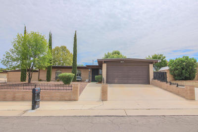 Tucson Single Family Home For Sale: 3001 S Brown Avenue