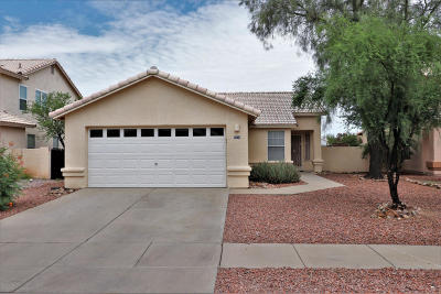 Tucson Single Family Home For Sale: 7118 W Hunnington Drive NW