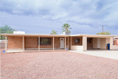 Tucson Single Family Home For Sale: 7010 E Calle Betelgeux