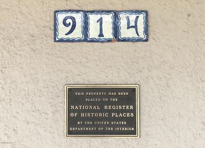 Pima County Single Family Home For Sale: 914 E Drachman Street