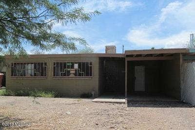 Pima County Townhouse For Sale: 809 W Wedwick Street