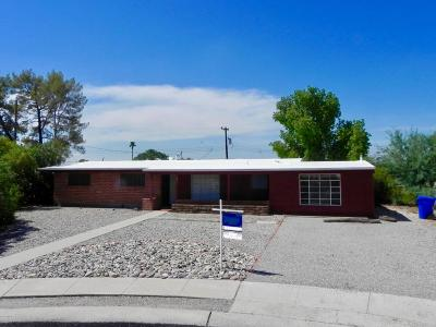 Pima County Single Family Home For Sale: 431 N Caribe Place