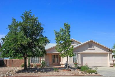 Pima County, Pinal County Single Family Home For Sale: 7584 S Danforth Avenue