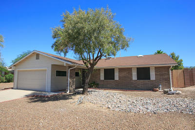 Pima County, Pinal County Single Family Home For Sale: 10039 E Sarah Ann Place