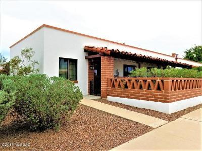 Pima County, Pinal County Condo Active Contingent: 91 S Paseo Quinta #A