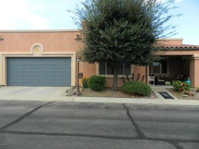 Pima County Single Family Home For Sale: 1134 W Caminito Mio