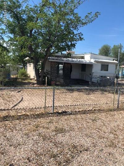 Pima County Manufactured Home For Sale: 2825 W Royal Palm Drive