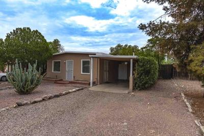 Pima County, Pinal County Single Family Home For Sale: 1214 E Silver Street