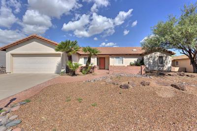Pima County Single Family Home For Sale: 1132 W Placita Inspirada