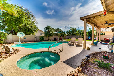 Pima County Single Family Home For Sale: 2059 W Hidden Pointe Court