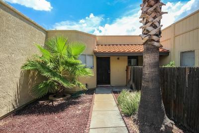 Pima County, Pinal County Townhouse Active Contingent: 4201 W Pyracantha Drive