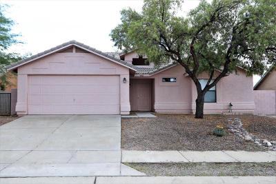 Tucson Single Family Home For Sale: 9566 E Banbridge Street