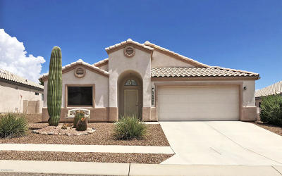 Pima County, Pinal County Single Family Home Active Contingent: 1680 N Rio Chico
