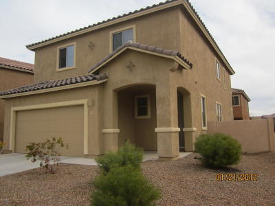 Pima County, Pinal County Single Family Home For Sale: 193 W Camino Fuste