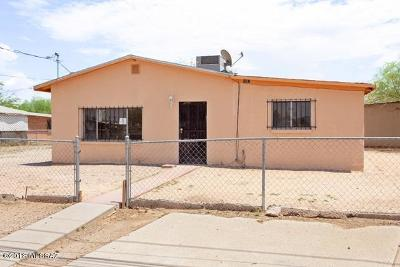 Pima County Single Family Home For Sale: 2301 S 2nd Avenue