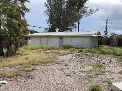 Pima County Single Family Home For Sale: 1905 S Wilson Avenue