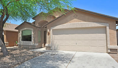Pima County Single Family Home For Sale: 5955 E Chaucers Drive