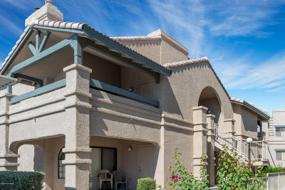 Pima County, Pinal County Condo For Sale: 101 S Players Club Drive #11102