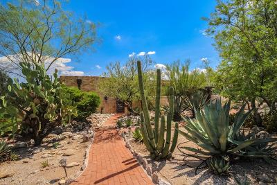 Tucson Townhouse For Sale: 6202 N Campbell Avenue