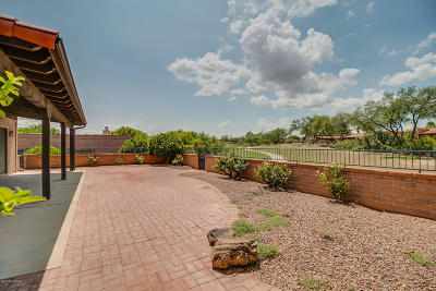 Pima County, Pinal County Townhouse For Sale: 3250 S Avenida Oconor