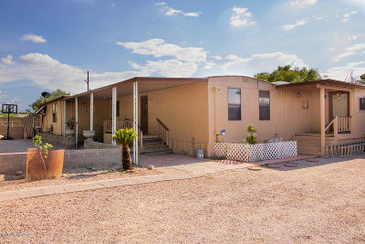 Pima County, Pinal County Manufactured Home For Sale: 2602 W Golda Street