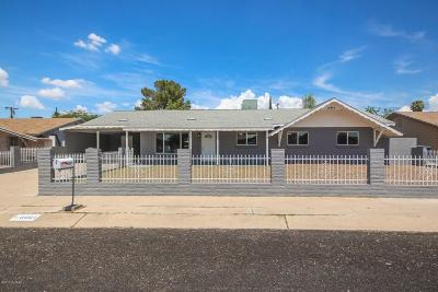 Pima County Single Family Home For Sale: 6081 E 35th Street