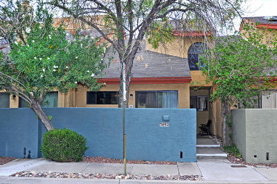 Pima County Townhouse For Sale: 3892 N Paseo De Las Canchas