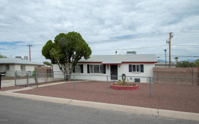 Pima County Single Family Home For Sale: 6221 E 24th Street