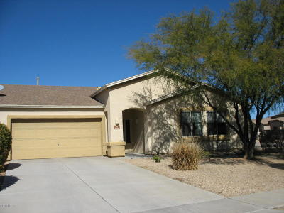 Pima County Single Family Home For Sale: 8366 W Calle Sancho Panza