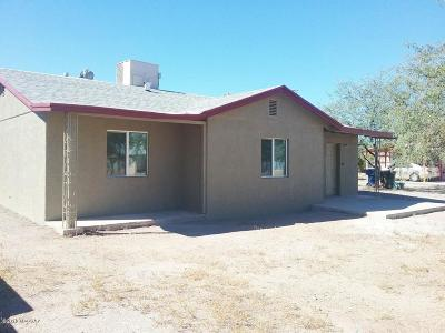 Pima County Single Family Home For Sale: 3616 S San Rafael Place
