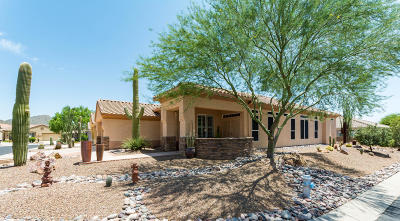 Marana Single Family Home For Sale: 13149 N Rivercane Loop